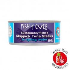 Tuńczyk kawałki w sosie własnym Fish4Ever
