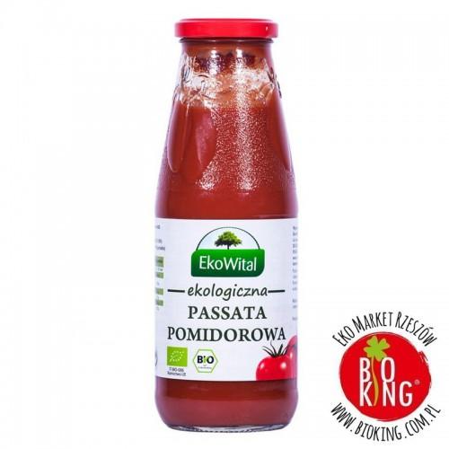 Passata pomidorowa bio EkoWital