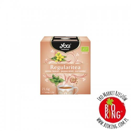 Ajurwedyjska herbata z ziół i przypraw korzennych Yogi