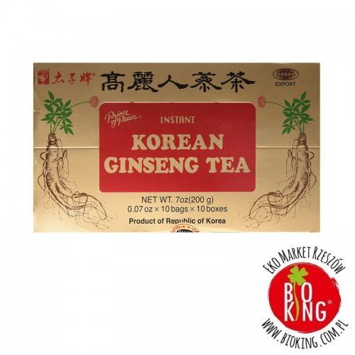 Napój z żen-szenia koreańskiego Korean Ginseg Tea