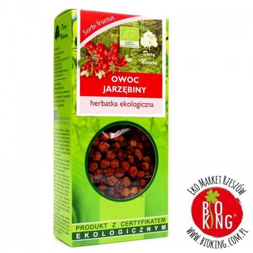 Herbatka owoc jarzębiny bio Dary Natury
