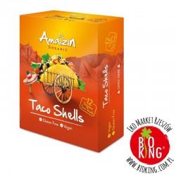 Muszle taco bezglutenowe bio Amaizin