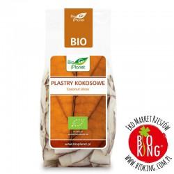 Plastry kokosowe ekologiczne Bio Planet