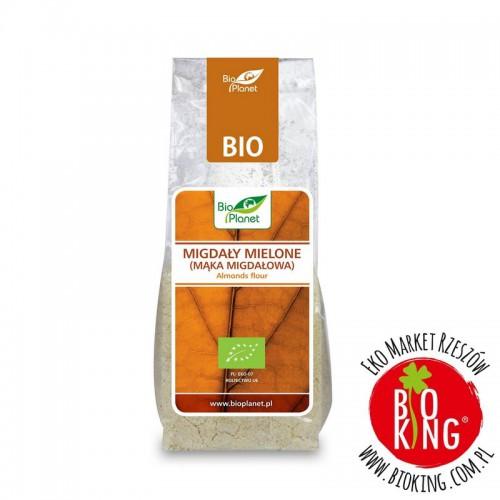 Migdały mielone mąka migdałowa bio Bio Planet