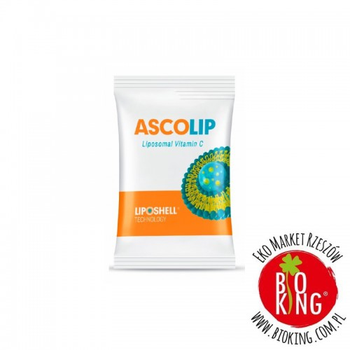 Liposomalna witamina C 1000 mg AscoLip