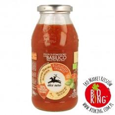Pulpa pomidorowa bio z bazylią Alce Nero