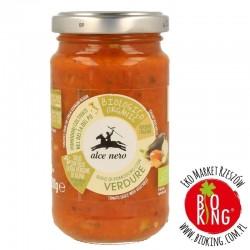 Sos pomidorowy verdure z warzywami bio Alce Nero