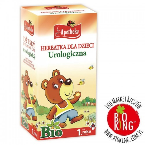 Herbatka dla dzieci urologiczna bio Apotheke