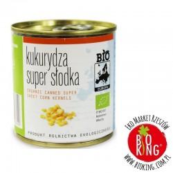 Kukurydza super słodka bio Bio Europa