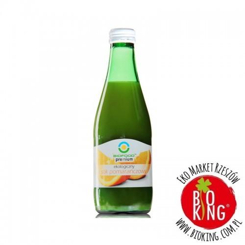 Ekologiczny sok pomarańczowy BioFood