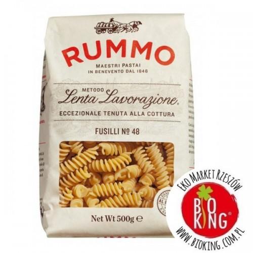 Makaron Fusilli włoski tradycyjny Rummo