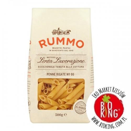 Makaron włoski tradycyjny penne rigate Rummo