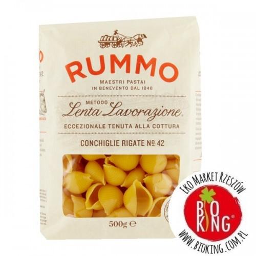 Makaron Conchiglie rigate włoski Rummo