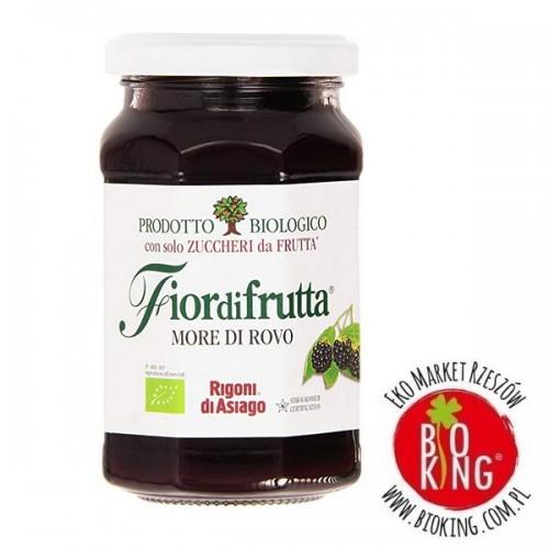 Produkt  z owoców jeżyn bezglutenowy Fior di Frutta