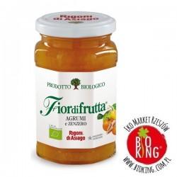 Produkt z owoców cytrusowych z imbirem Fior di Frutta