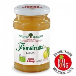 Produkt z owocami cytryn bezglutenowy Fior di Frutta