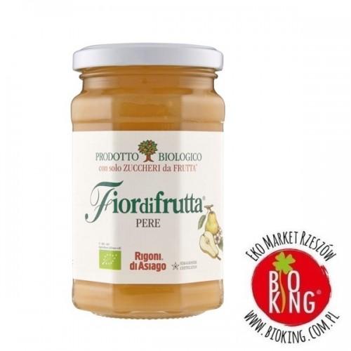 Produkt do smarowania z owoców gruszki bio Fior di Frutta