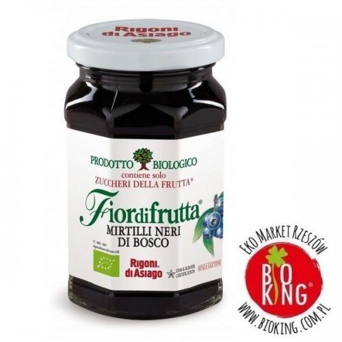 Produkt z czarnej jagody bio Fior di Frutta