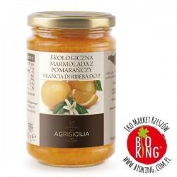 Marmolada z pomarańczy Arancia di Ribera D.O.P. bio Agrisicilia
