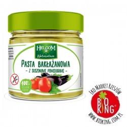 Pasta bakłażanowa z suszonym pomidorami Helcom