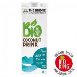 Napój kokosowy bez glutenu The Bridge