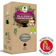 Herbatka dla dzieci i niemowląt bio Dary Natury