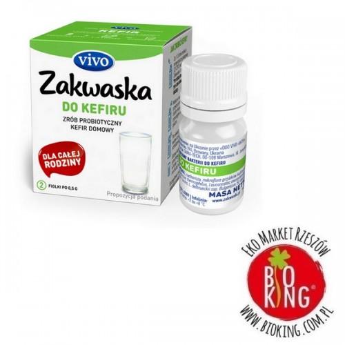 Bakterie (zakwaska) do kefiru Vivo