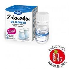 Bakterie (zakwaska) do jogurtu Vivo
