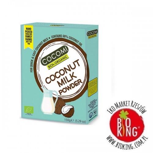 Coconut milk - napój kokosowy w proszku bio Cocomi