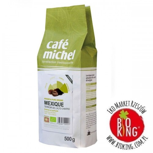 Kawa ziarnista Arabica Meksyk Cafe Michel