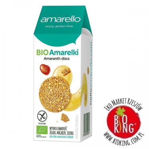 Amarelki talarki amarantusowe bez glutenu Amarello
