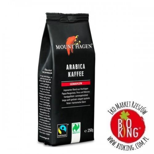 Kawa mielona Arabica fair trade bio Mount Hagen