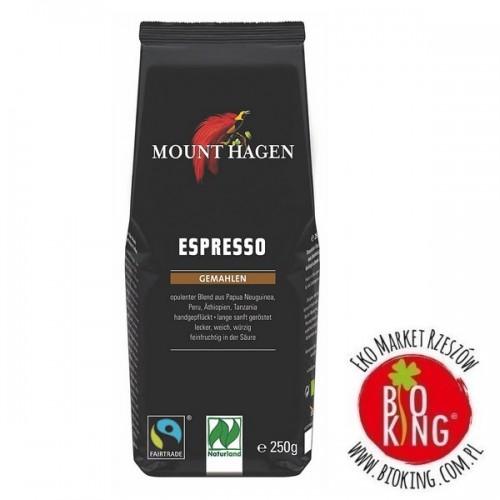 Kawa mielona espresso fair trade bio Mount Hagen