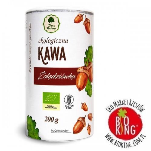 Kawa żołędziówka ekologiczna bezglutenowa Dary Natury