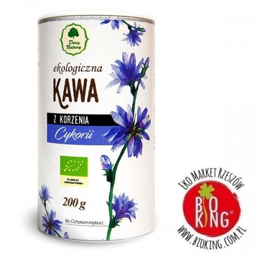 Kawa z korzenia cykorii bio Dary Natury
