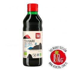 Sos sojowy tamari 25% mniej soli bezglutenowy bio Lima