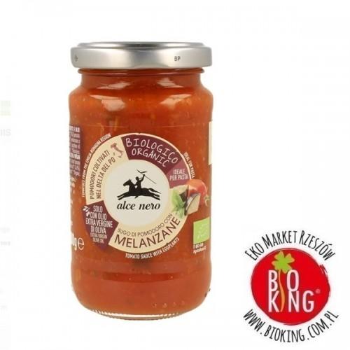 Sos pomidorowy z bakłażanem bio Alce Nero
