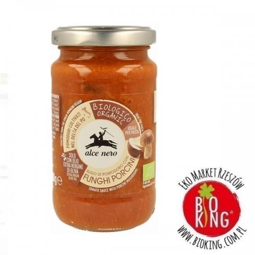 Sos pomidorowy z borowikami bio Alce Nero