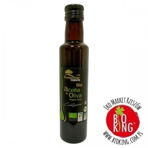 Oliwa z oliwek extra virgin ekologiczna Campomar Nature
