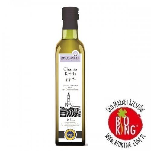 Oliwa z oliwek extra virgin Kreta Bio Planete