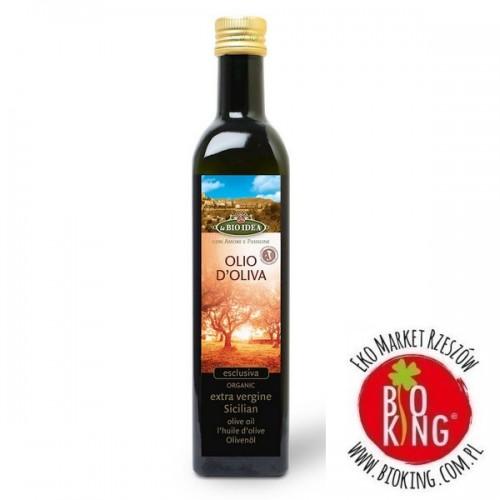 Oliwa z oliwek bio extra virgin La Bio Idea