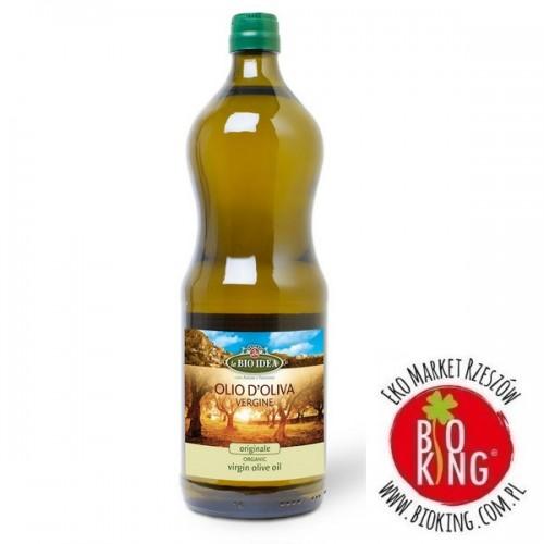 Oliwa z oliwek virgin bio La Bio Idea