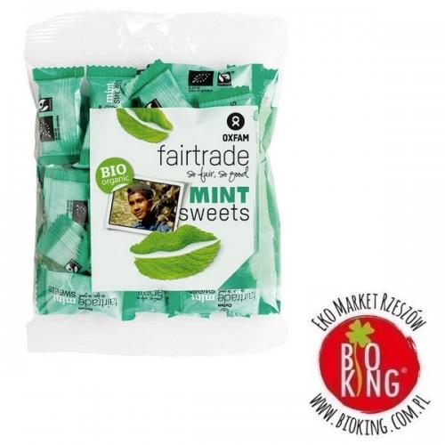 Cukierki miętowe bio fair trade Oxfam