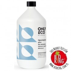 Płyn do płukania ubranek i pościeli dziecięcej hypoalergiczny Only Eco