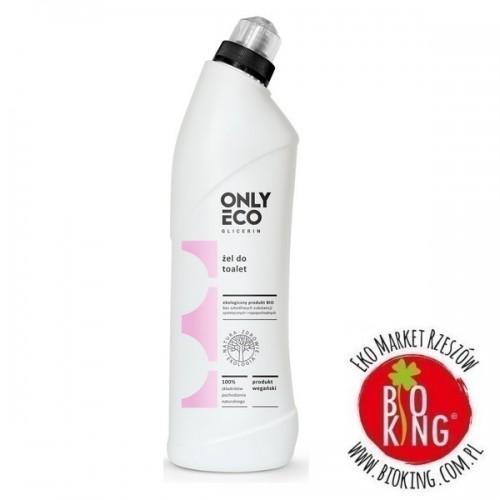 Żel do mycia toalet naturalny Only Eco