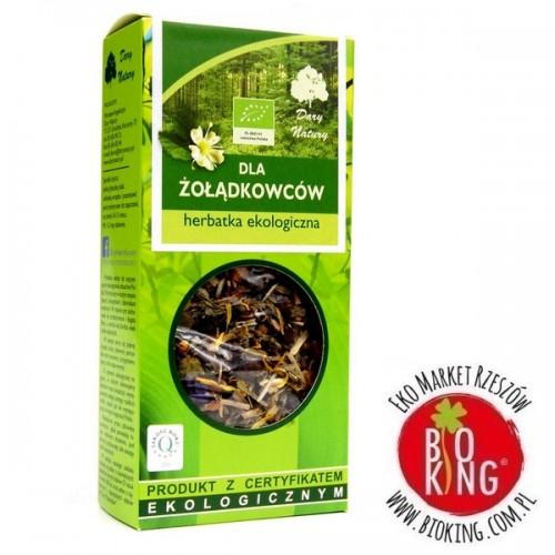Herbatka dla żołądkowców bio Dary Natury