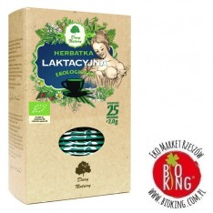 Herbatka laktacyjna bio ekologiczna Dary Natury