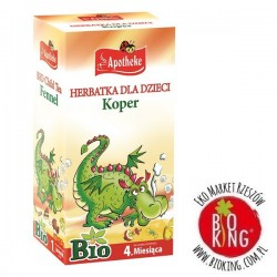 Herbatka dla dzieci koper bio Apotheke