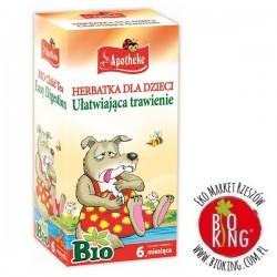 Herbatka dla dzieci na trawienie bio Apotheke