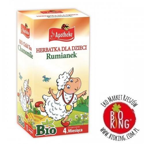 Herbatka dla dzieci rumiankowa bio Apotheke